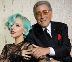 Tony Bennett & Lady GaGa - Cheek to Chee